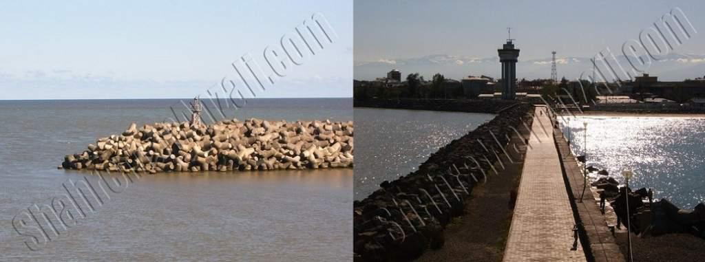 پاورپوینت بررسی طراحی موج شکن های سکویی شکل پذیر