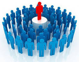 پاورپوینت رهبری در سازمان و انواع نظریه های رهبری
